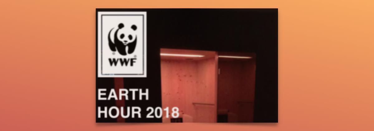 Earth Hour Reinbold 2018