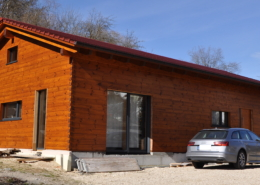 Büro und Wohnhaus