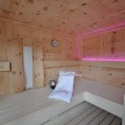 Sauna Ausstellung