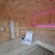 Klassische Sauna